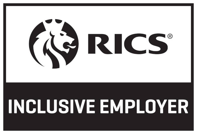 RICS: Royal Institution of Chartered Surveyors - Inclusive employer mark