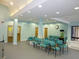 Tadcaster Medical Centre – After refurbishment