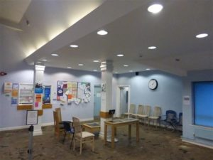 Tadcaster Medical Centre – Before refurbishment