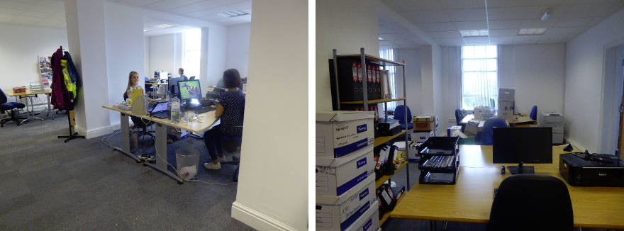 Bradley Mason LLP - New head office in Windsor House in Harrogate