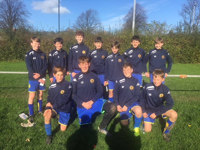 Horsforth St Margaret's boys under 14s Image