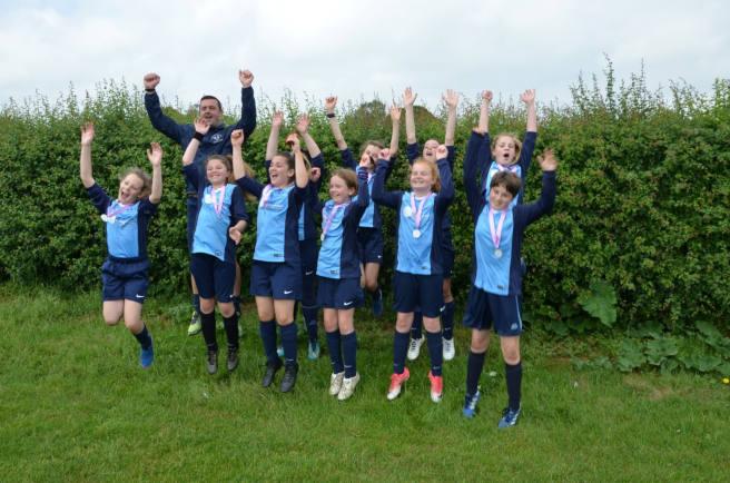 Stamford Bridge Under 12's football team
